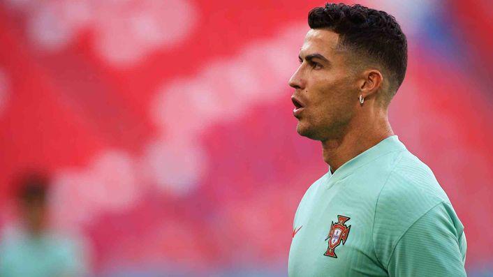 Cristiano Ronaldo and Portugal face France in a mammoth Euro 2020 clash tonight
