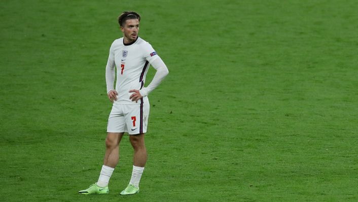 Jack Grealish is a man in-demand this summer