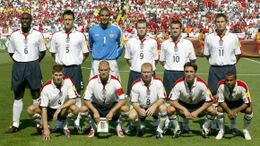 Expectations were high for England ahead of Euro 2004 in Portugal