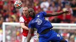 Romelu Lukaku put in a devastating display against Arsenal on his second Chelsea debut