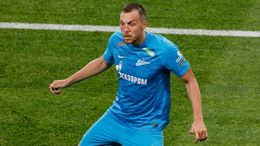 Artem Dzyuba was Russia's top scorer last season and will be desperate to make a mark on the Champions League this term