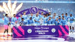 Manchester City will face stiff competition as they look to retain their Premier League title