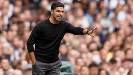 Arsenal boss Mikel Arteta will hope his side have turned a corner after two victories since the international break