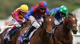 Aidan O'Brien has intimated the Guineas may be an option after Luxembourg underlined his Classic credentials at Doncaster.
