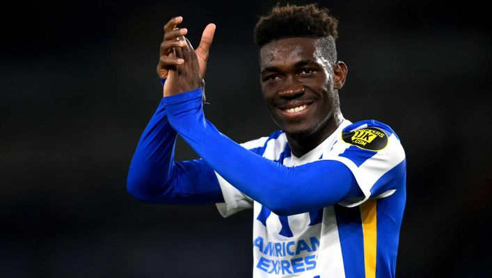 Yves Bissouma could be set for a switch to Liverpool this summer