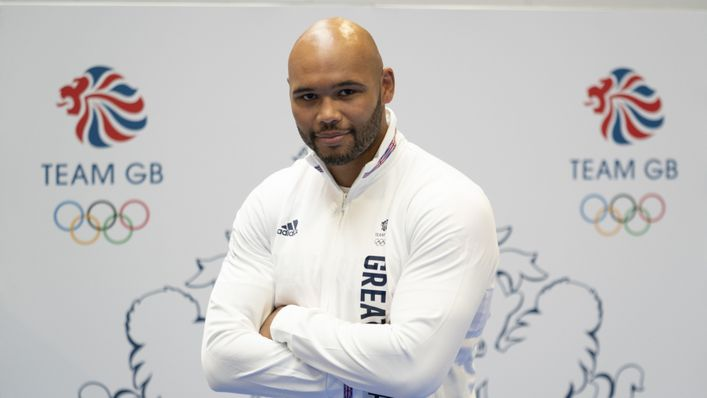 Super-heavyweight Frazer Clarke is ready for the Tokyo Olympics