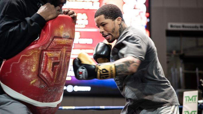 Gervonta Davis cannot wait to let his hands go on Saturday night