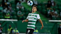 Goal machine Pedro Goncalves will be crucial to Sporting's chances of progressing into the Champions League knockout rounds