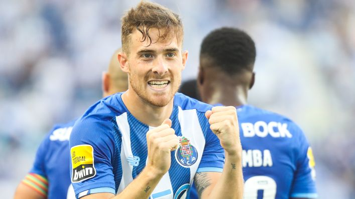 Spanish forward Toni Martinez will be hoping to replicate his Primeira Liga form in the Champions League