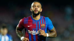 New signing Memphis Depay will need to fill Lionel Messi's shoes in Barcelona's forward line this season