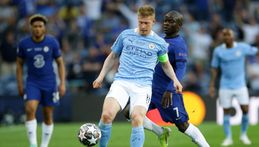 Chelsea and Manchester City meet in a blockbuster clash on Saturday lunchtime