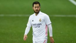 Eden Hazard has struggled since swapping Chelsea for Real Madrid