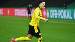 Jadon Sancho may be allowed to depart Borussia Dortmund this summer according to today's papers