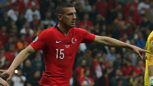 Merih Demiral has been key to Turkey's impressive defensive record