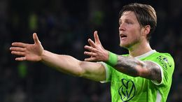 Wout Weghorst's Wolfsburg will hope to continue their strong early-season form
