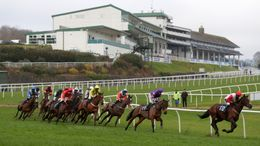 Chepstow stages eight races on Tuesday