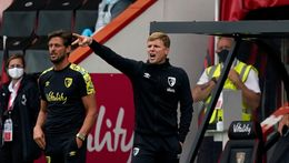 Eddie Howe is biding his time before a potential return to management
