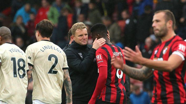 Eddie Howe helped nurture plenty of youngsters at Bournemouth