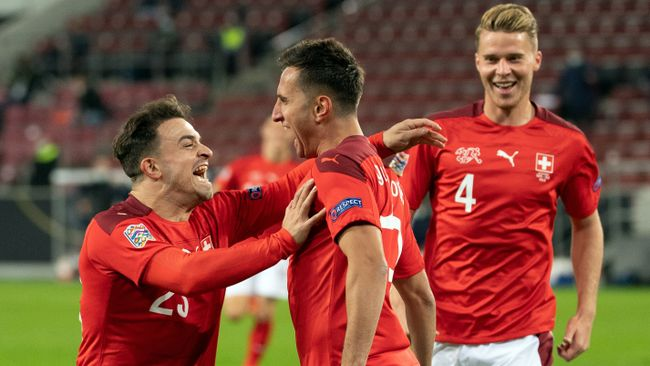 Switzerland will be looking to make the knockout phase