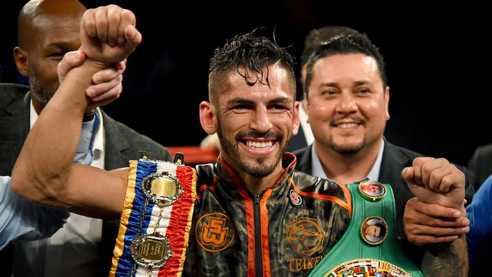 Jorge Linares is confident he will dethrone Devin Haney