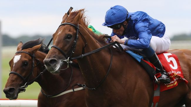 Charlie Appleby feels Hurricane Lane is the one to beat in Paris