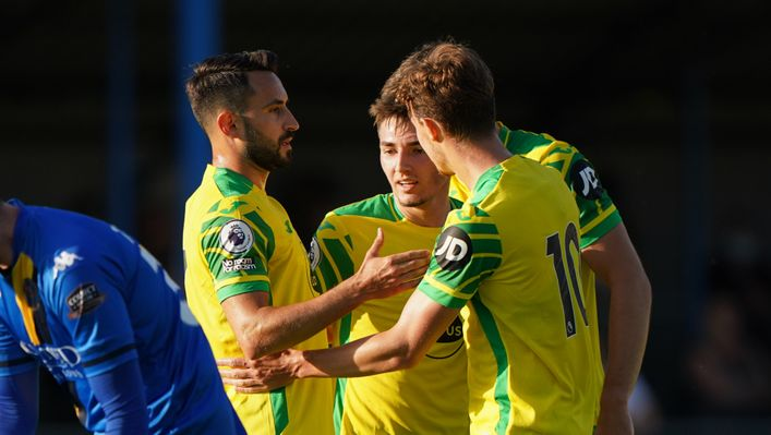 Billy Gilmour was one of several signings for Norwich after selling star man Emi Buendia