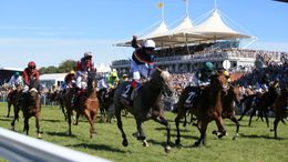 It is day four of the Glorious Goodwood Festival