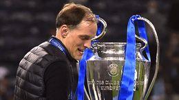 Thomas Tuchel led Chelsea to Champions League glory last season