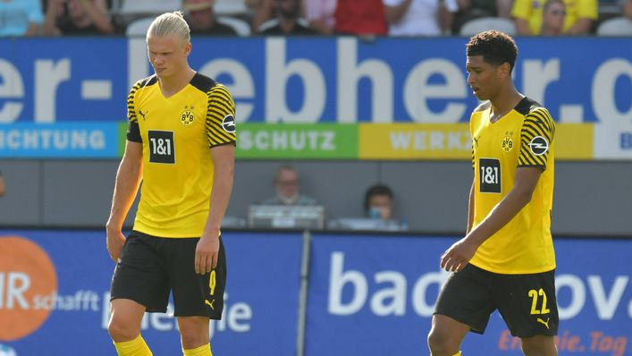 Bprussia Dortmund will hope to bounce back from a shock defeat to Freiberg