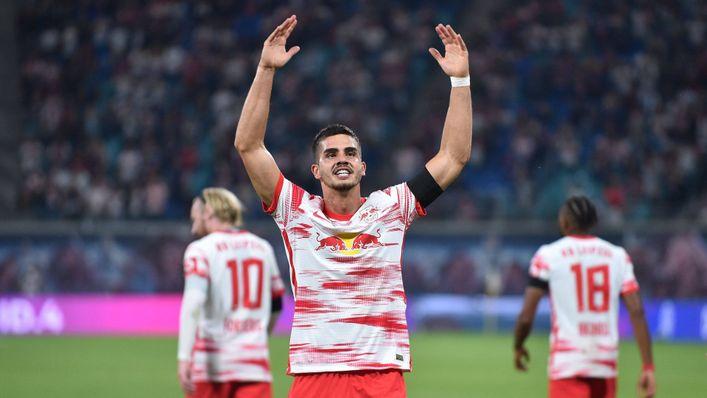 Andre Silva got off the mark for RB Leipzig last week