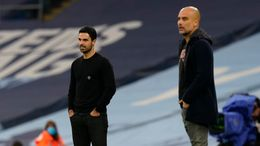 Mikel Arteta faces old boss Pep Guardiola desperate for a strong Arsenal performance
