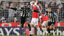 Newcastle completed one of the greatest comebacks against Arsenal in 2011