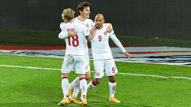 Denmark have pedigree in the European Championship