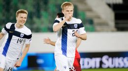 Finland are one of Euro 2020's unknown quantities