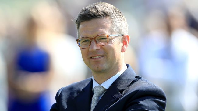 Roger Varian says Third Realm is looking good ahead of the Gordon Stakes