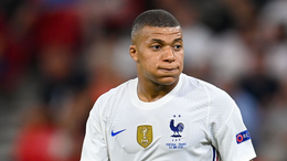 France forward Kylian Mbappe is one of the big names on Real Madrid's radar