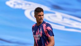 Raphael Varane's switch to Manchester United is nearing completion