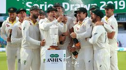 Australia's quest to retain The Ashes may be put on hold with England's players unsure about travelling