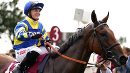 Holly Doyle full of praise for Trueshan after Goodwood Cup win
