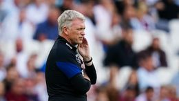 David Moyes and his West Ham team will face Dinamo Zagreb, Genk and Rapid Vienna