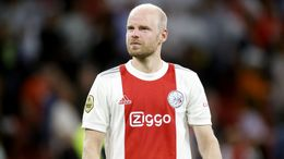 Davy Klaassen chipped in with 12 Eredivisie goals in 2020-21 as Ajax romped to the Dutch title