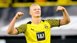 Erling Haaland is reportedly holding out for a bumper contract
