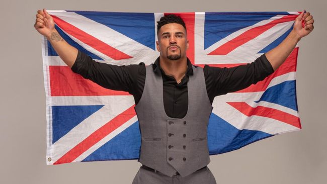 Anthony Ogogo cannot wait to appear at Double or Nothing (Pic: AEW)