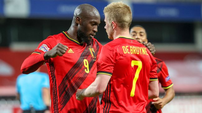 Belgium's squad is packed full of stars such as Romelu Lukaku and Kevin De Bruyne