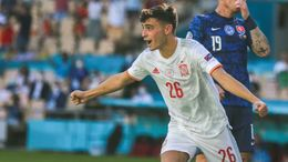 Barcelona youngster Pedri has been influential to Luis Enrique's approach with Spain