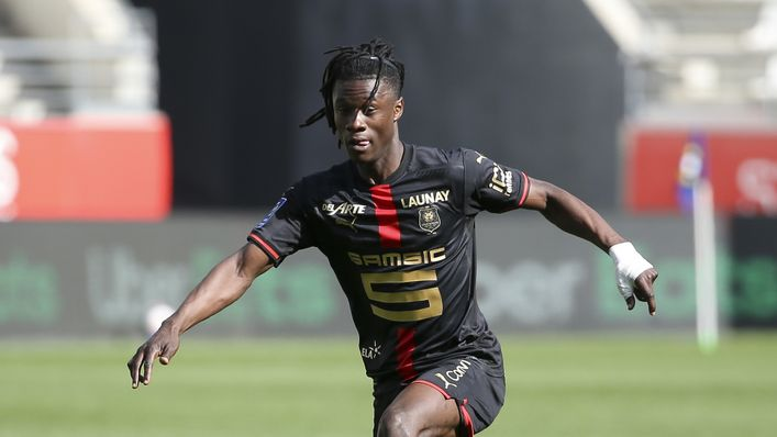 Lille are ready to cash in on Eduardo Camavinga
