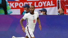 Raheem Sterling and England return to Wembley looking to dump Germany out of Euro 2020