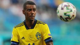 Alexander Isak will be key to Sweden's chances of beating Ukraine this evening