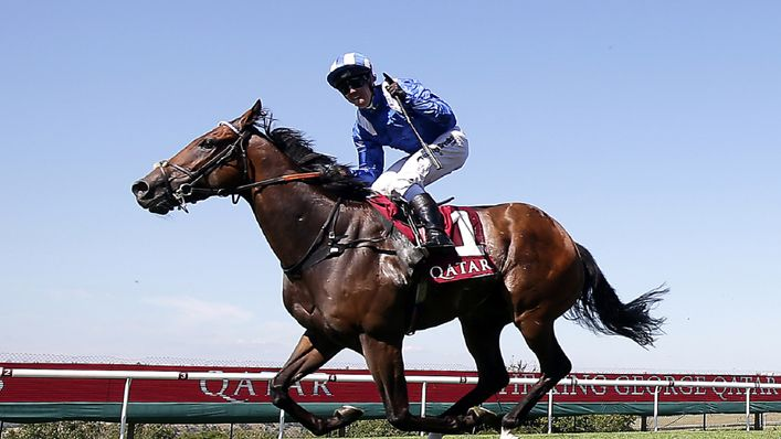Battaash is primed to strike at Goodwood