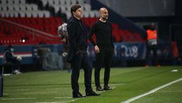 Mauricio Pochettino and Pep Guardiola will do battle again tonight in Paris